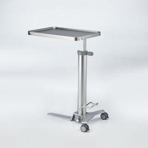 mesa de instrumentos de altura regulable