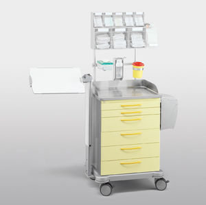carro para cuidados intensivos