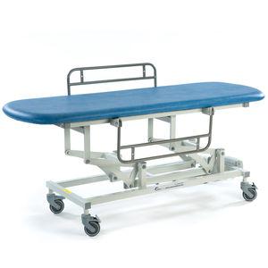 mesa para cambiar pañales / con ruedas