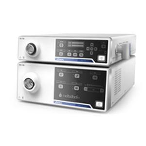 procesador de vídeo para endoscopia digestiva / HD / con fuente de luz de xenón integrada / con fuente de luz halógena integrada