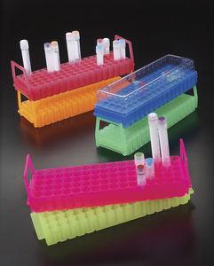 soporte de laboratorio para tubos