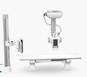 sistema de radiografía