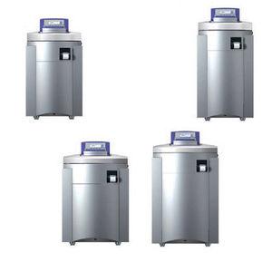 sistema de preparación de medios automática / de esterilización / de pie
