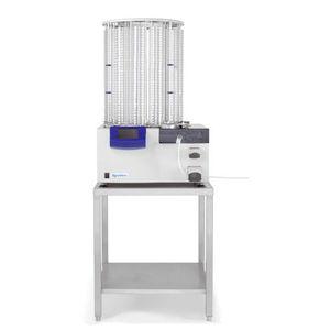 dispensador de medios automático / de laboratorio / para medios de cultivo / de mesa