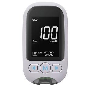 glucómetro de uso doméstico / Bluetooth / USB / colesterol