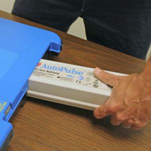 batería para dispositivos médicos