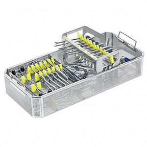 recipiente de esterilización para instrumental