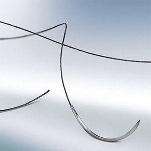 hilo de sutura no reabsorbible