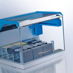estación de trabajo de laboratorio para PCR