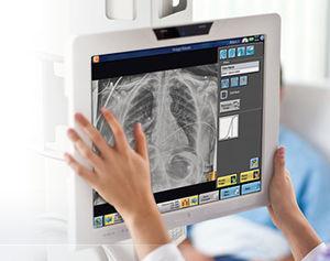 software para imágenes médicas / de visualización / de diagnóstico / de intercambio