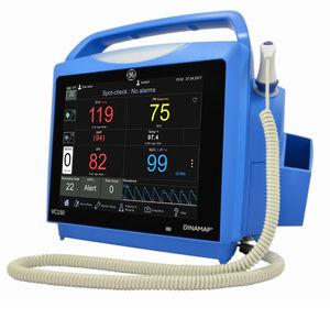 monitor de paciente SpO2