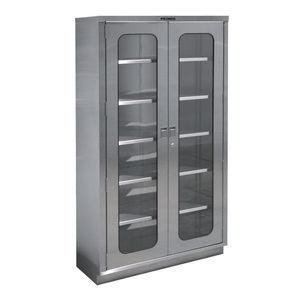 armario para sala de operaciones / con estantes / con puerta / empotrable