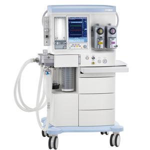estación de anestesia móvil