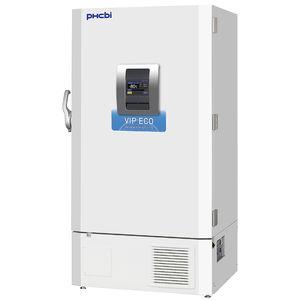 congelador de laboratorio / de farmacia / para biobancos / de tipo armario