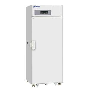 congelador de laboratorio / de tipo armario / descongelación manual / con 1 puerta