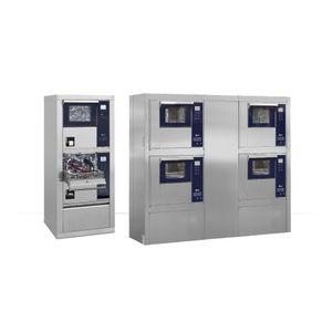 lavadora desinfectadora de reprocesamiento / de endoscopios / compacta / automática