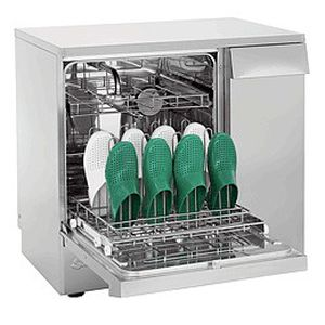 lavadora desinfectadora compacta / de carga frontal / automática
