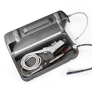 maletín médico para endoscopio