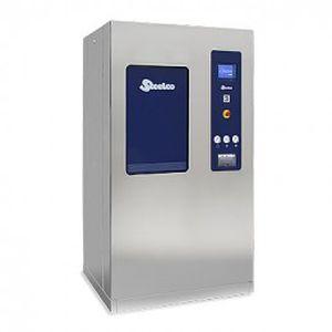autoclave médico / de vapor / de pie / con generador de vapor