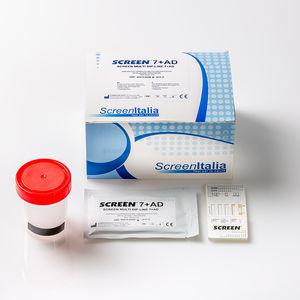 prueba rápida de detección de droga / de creatinina / de pH / de orina