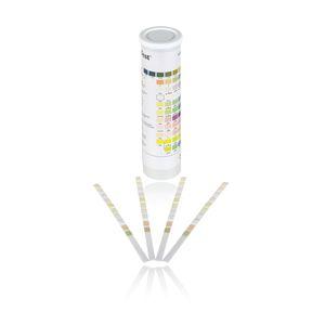 tira de prueba de enfermedades de las vías urinarias