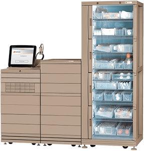 sistema automatizado de distribución de medicamentos