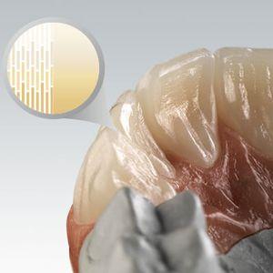 material dental de circona / CAD CAM / altamente translúcido