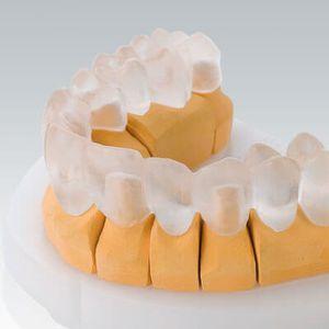material dental de PMMA