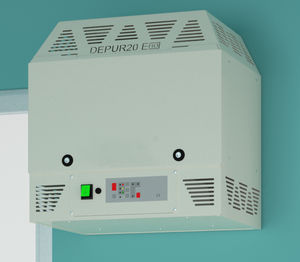 purificador de aire para centro sanitario