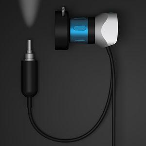 cámara para endoscopio