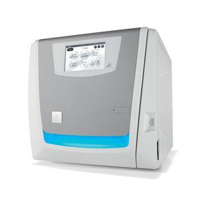 autoclave para odontología / de vapor / de mesa / con pantalla táctil