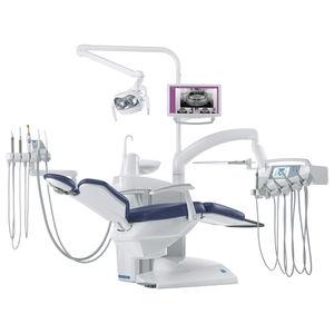unidad de tratamiento dental con monitor
