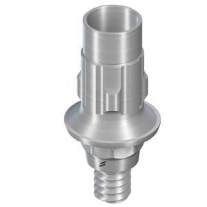 pilar para implante de titanio