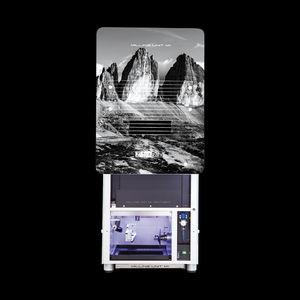 fresadora CAD CAM