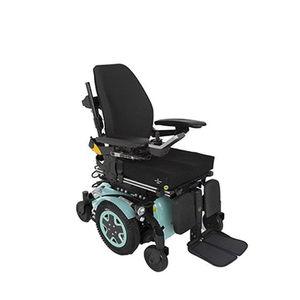 silla de ruedas eléctrica / de exterior / de interior / con reposapiernas