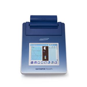 espirómetro de mesa / Bluetooth / USB / con pantalla táctil