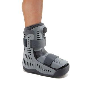 bota ortopédica inmovilizadora corta / hinchable