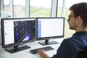 software para pantallas médicas
