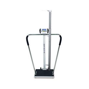 balanza pesa-personas electrónica / bariátrica / con indicador digital / plataforma