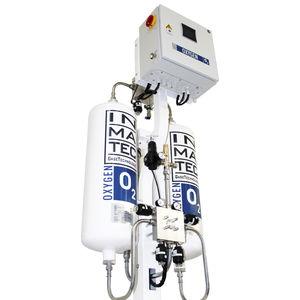 generador de oxígeno / de laboratorio / médico / para la industria agroalimentaria