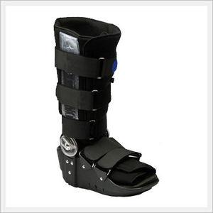 bota ortopédica inmovilizadora larga / hinchable / articulada