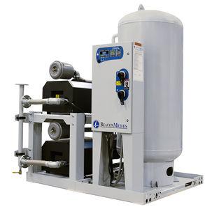 sistema de evacuación de gases anestésicos