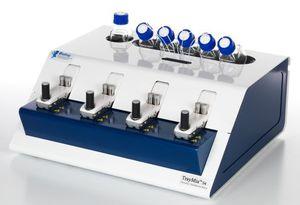 sistema de preparación de muestras automatizado / de laboratorio / de lavado / de hibridación