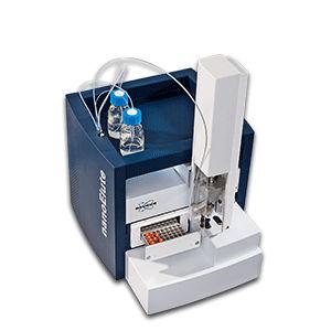 sistema de cromatografía nano-HPLC