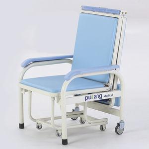 sillón de descanso con ruedas