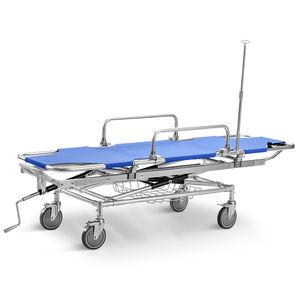 carro camilla para traslado de pacientes