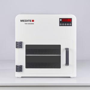 estufa de laboratorio / para portaobjetos de histología / de mesa