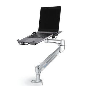 brazo para ordenador portátil de mesa