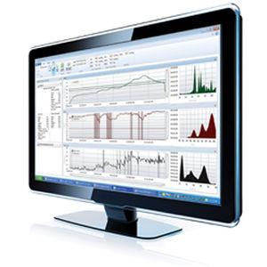 software de gestión de datos / de monitorización / con sistema de seguimiento