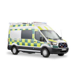 ambulancia furgoneta
